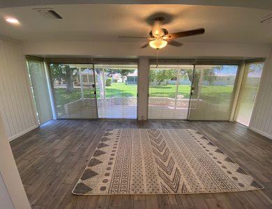 Saratoga - Sun City Home Renovation