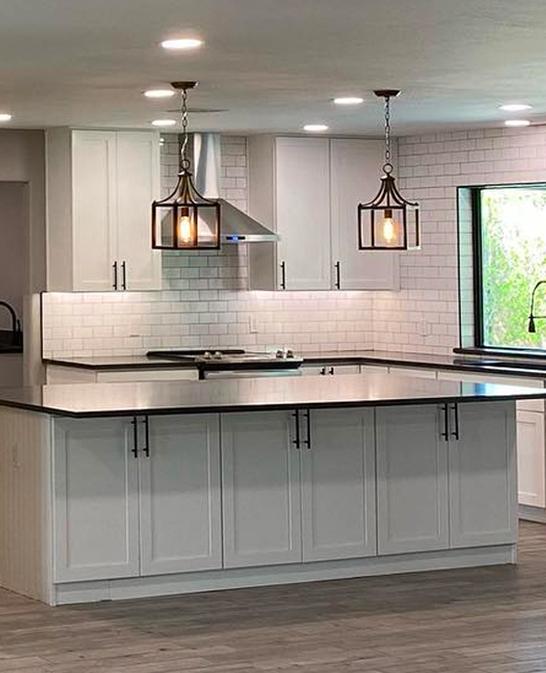 Transform your dream kitchen idea into a reality.